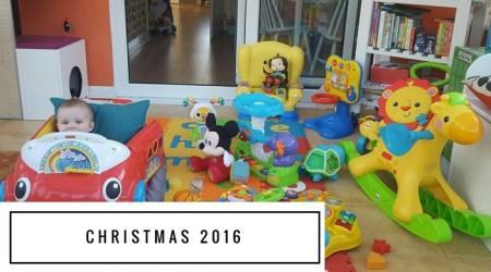 RLT's First Christmas