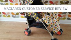 maclaren customer service review blog featured image