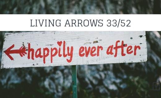 living arrows week 33 header