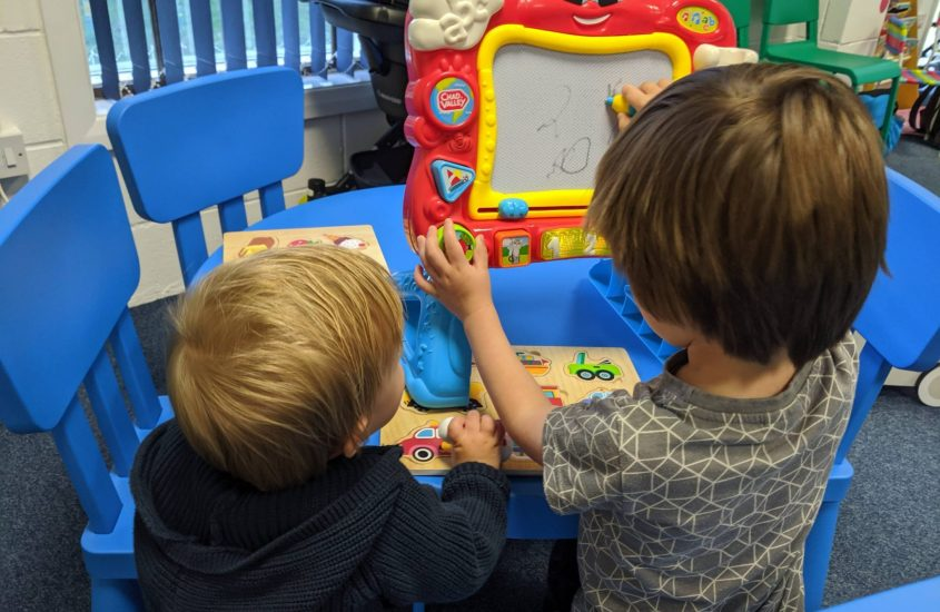 Kalma Hub – Baby and children's activity centre in Newton Aycliffe