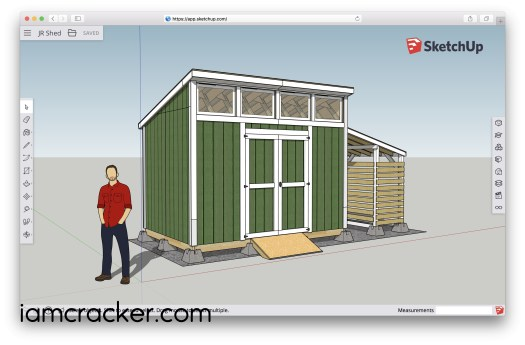 SketchUp Pro 18.1.1 Crack Full License Key Download Latest {Mac+Win}