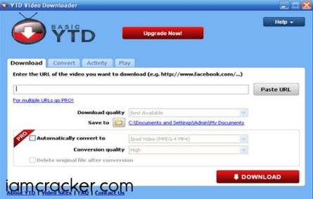 YTD Pro 6.6.5 Crack Full Serial Key Generator Download - Final