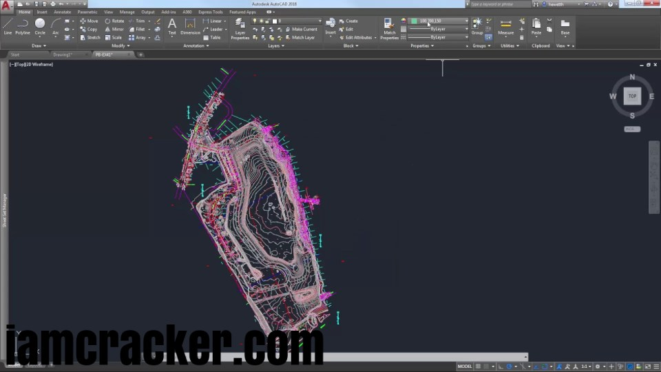 AutoCAD 2018.1 Crack Full Product Key Lifetime {Latest}