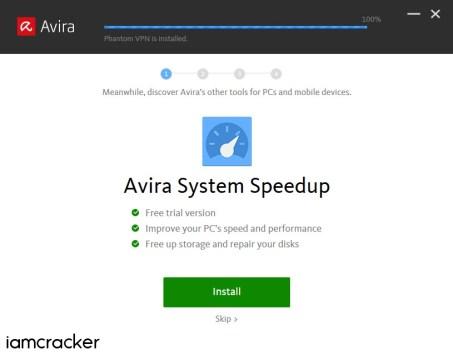 Avira Phantom VPN Pro 2.14.1.46975 Crack Full Key + Latest