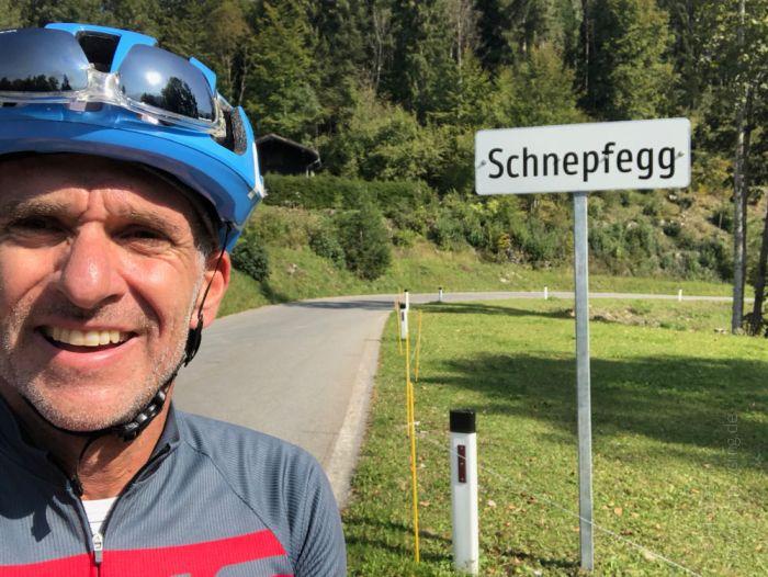 Rennrad Saisonfinale Bodensee: Am Schnepfegg