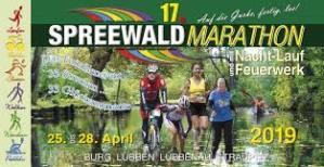 Spreewald-Marathon @ Burg, Lübben, Lübbenau, Straupitz