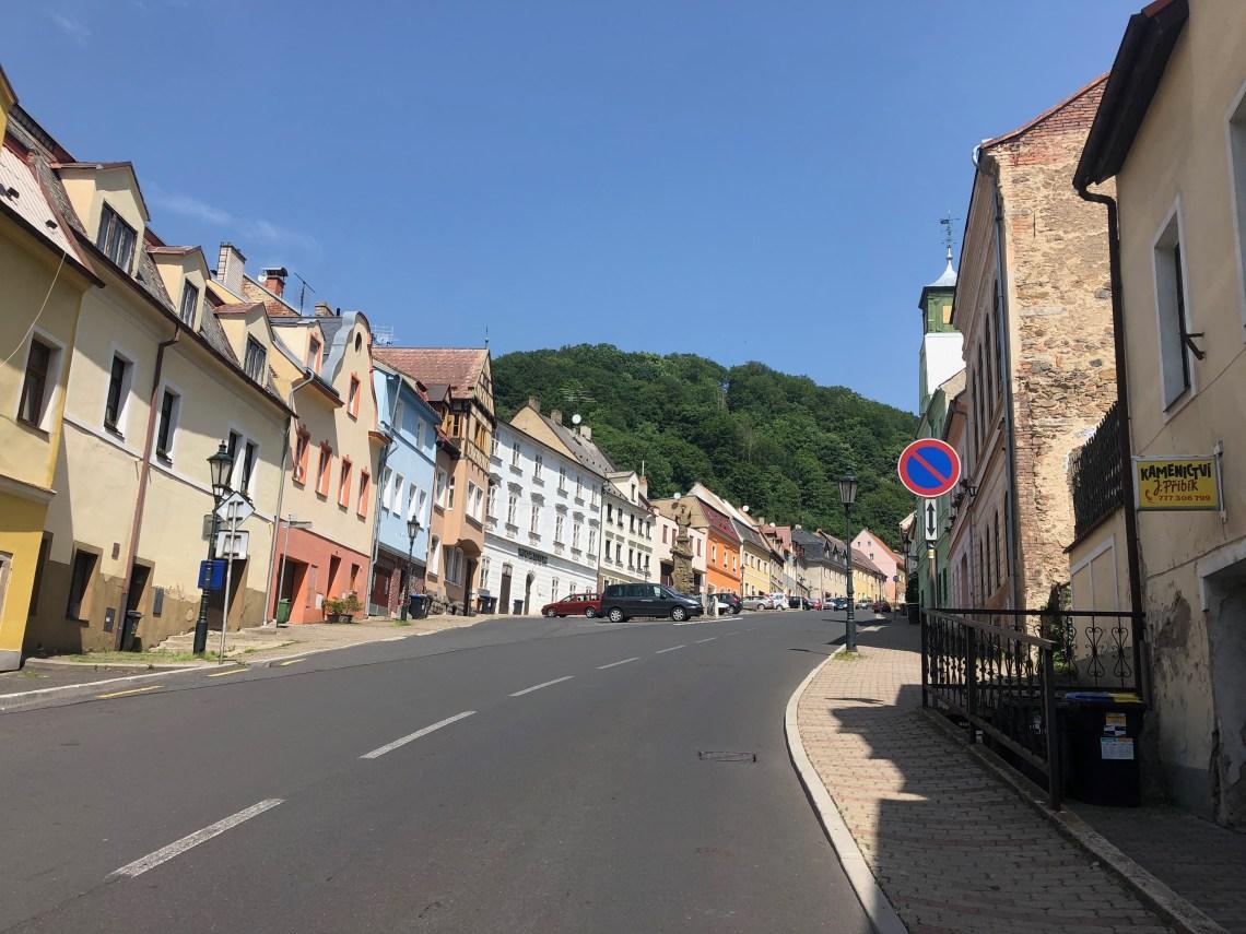 Rennradtour nach Seyde und Krupka - iamcycling