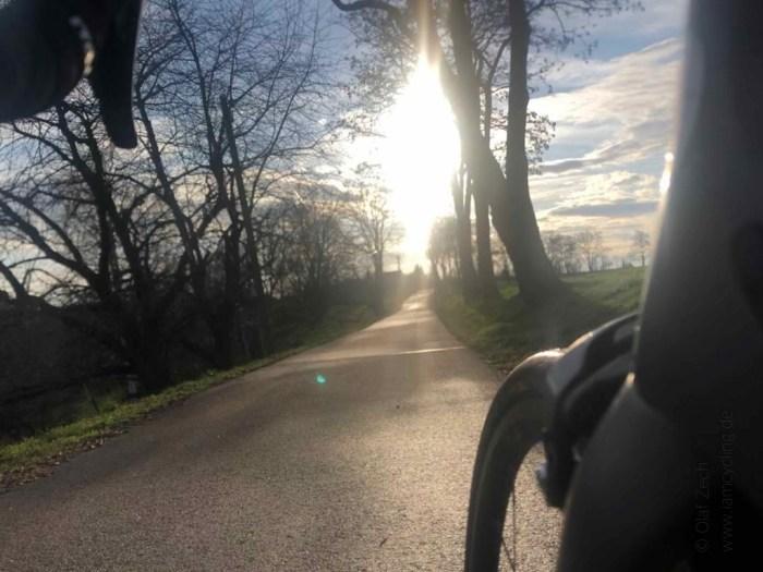 Rennrad fahren in Corona-Zeiten - iamcycling.de