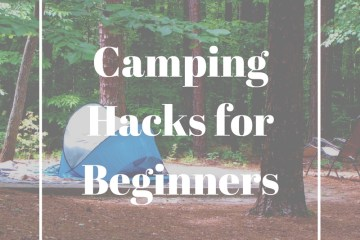 Camping-Hacks-for-Beginners