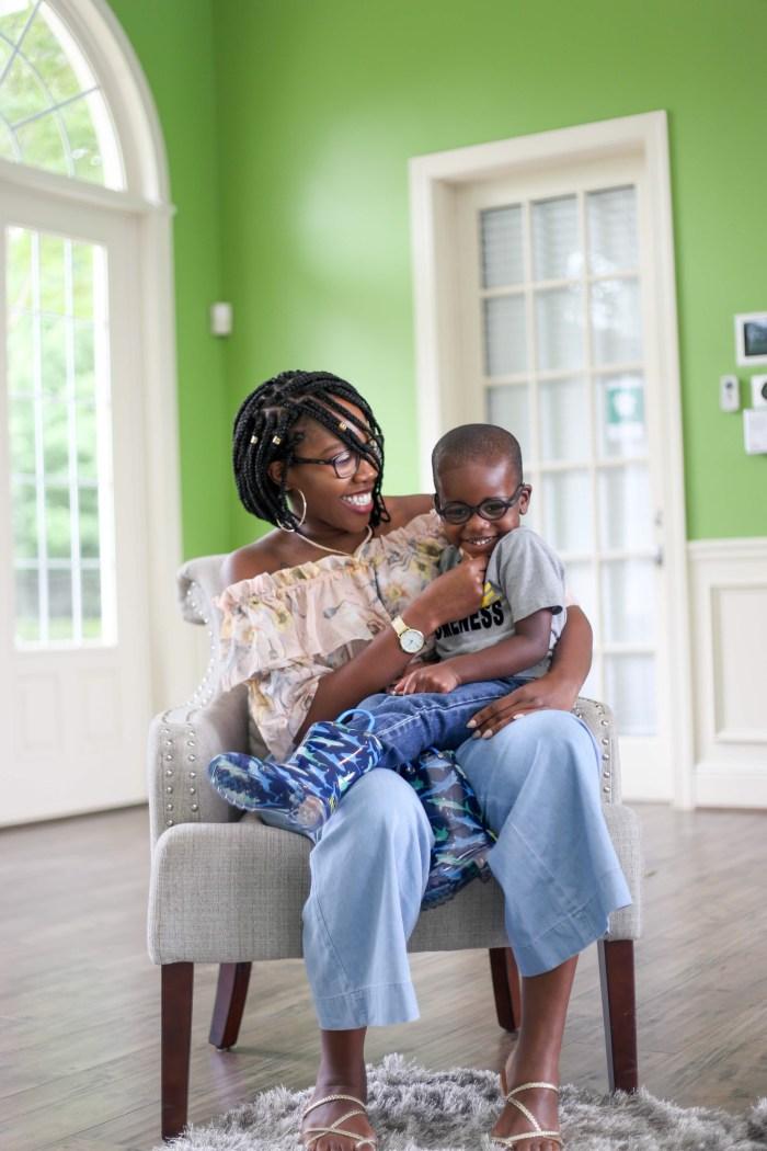Mom Life: The Joys and Pain