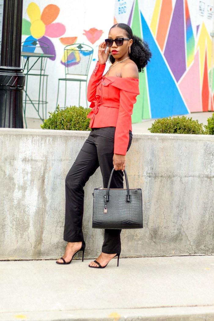My Self-Love Month Recap – New York & Company Style Challenge