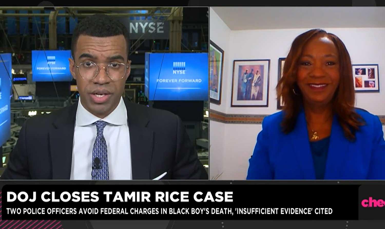 Cheddar: DOJ Closes Case on Tamir Rice Case