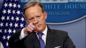 Frmr Press Secretary Sean Spicer