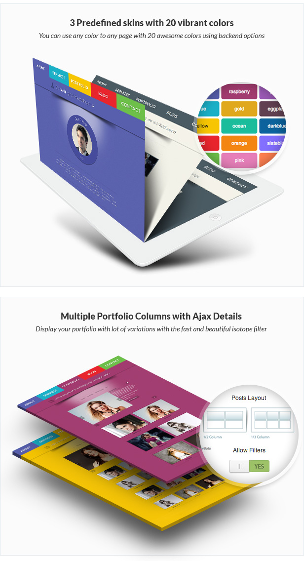 Role - OnePage Portfolio - 4