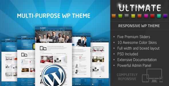 Ultimate WordPress Theme