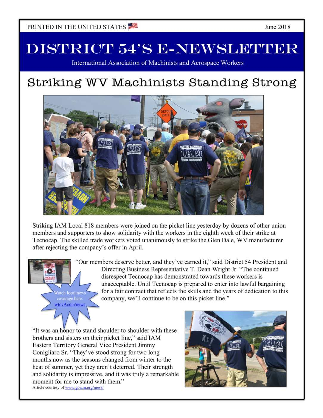 Summer 2018 Newsletter-01