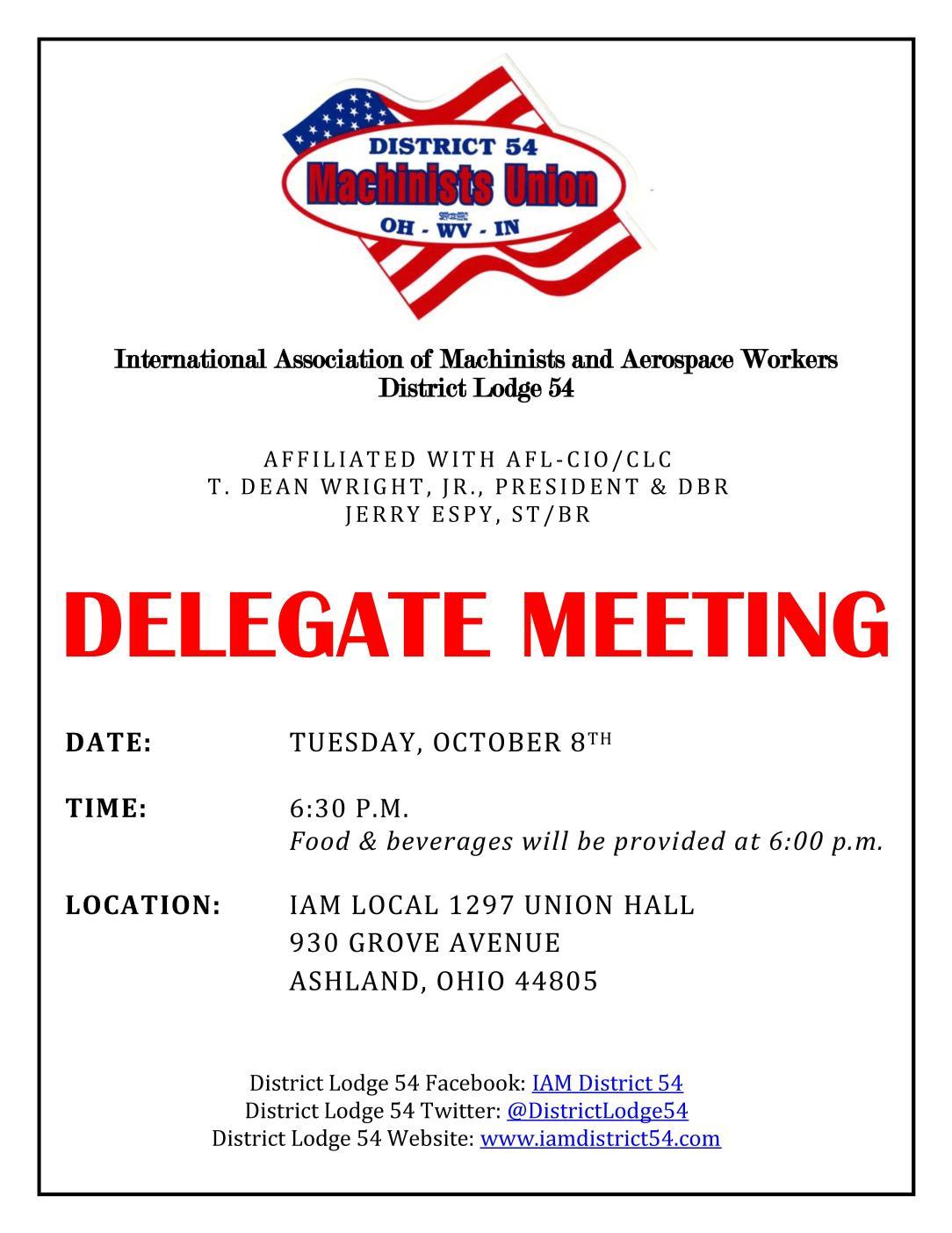 Delegate Meeting Flyer; October.jpg