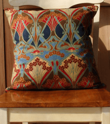 Pillow, The Morris Room