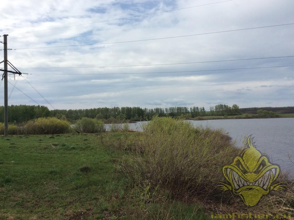 Ивановский пруд