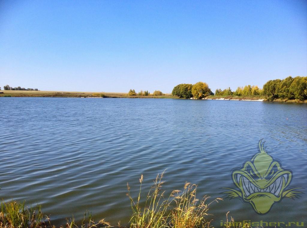 Калининский пруд