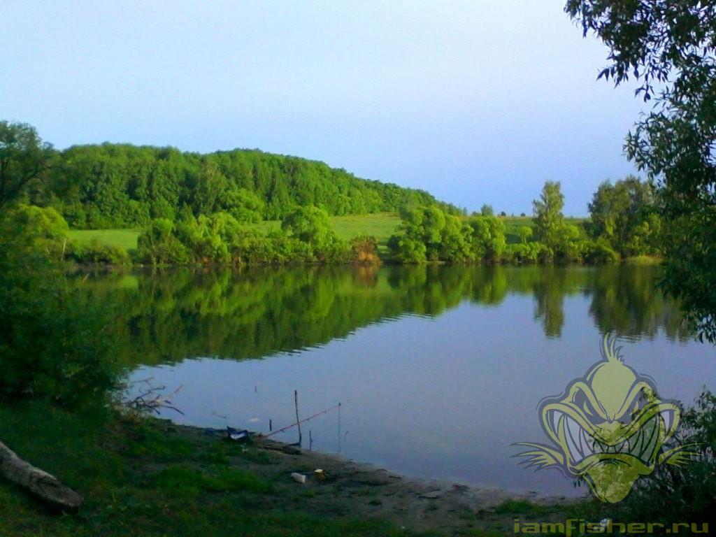 Белинскстроевский пруд