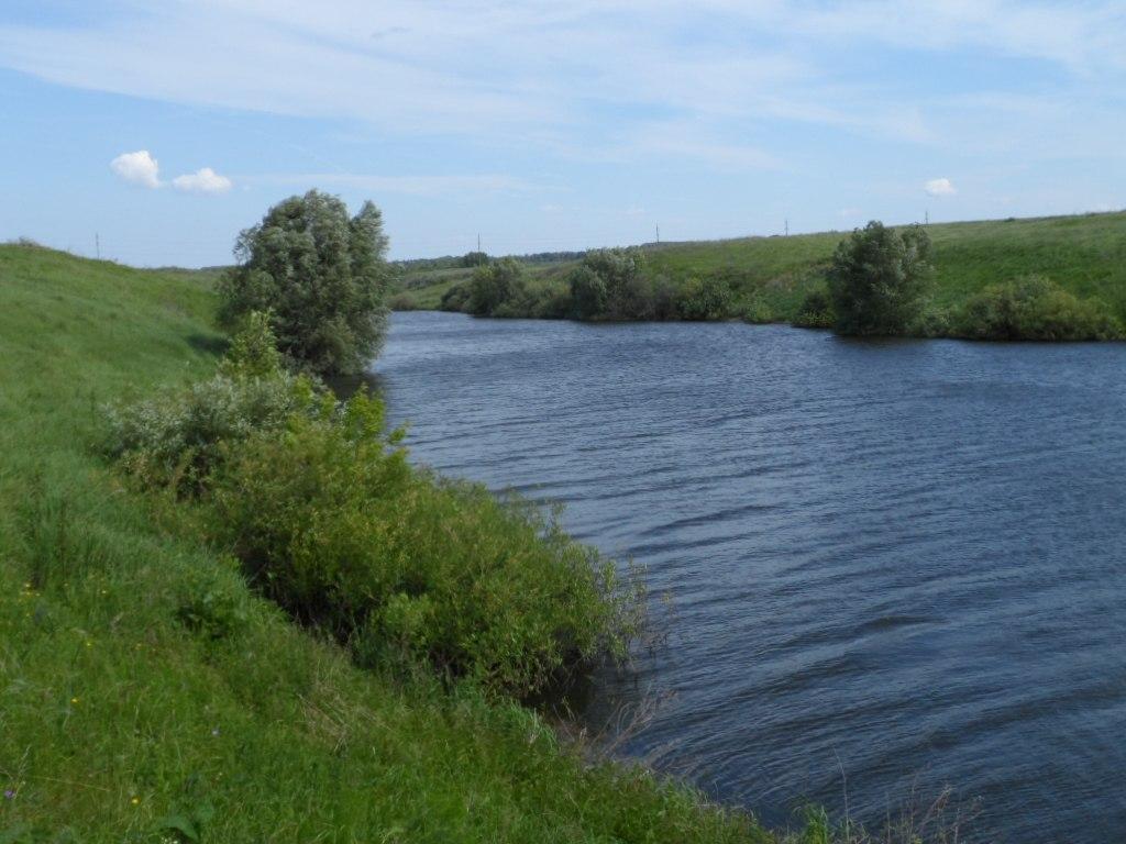 Стрельбищенский пруд