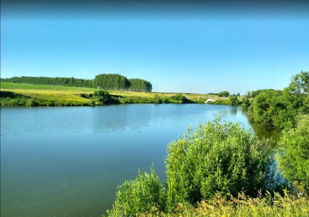 Старославкинский пруд