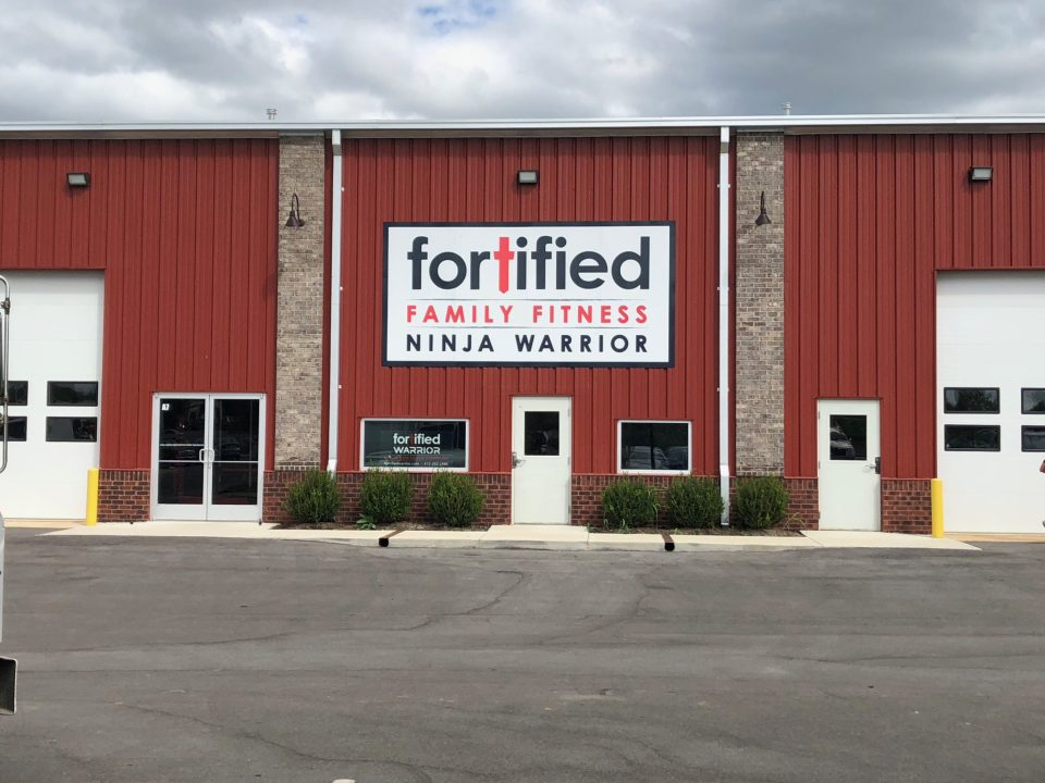 NEW LOCATION! Fortified Fitness: Family Fitness / Ninja Warrior