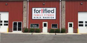 NEW LOCATION! Fortified Fitness: Family Fitness / Ninja Warrior