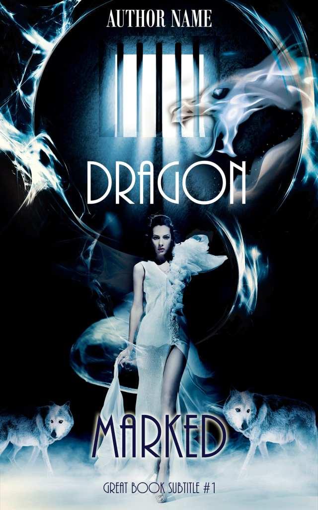 iamgonegirl designs supernatural heroine premade book cover sale