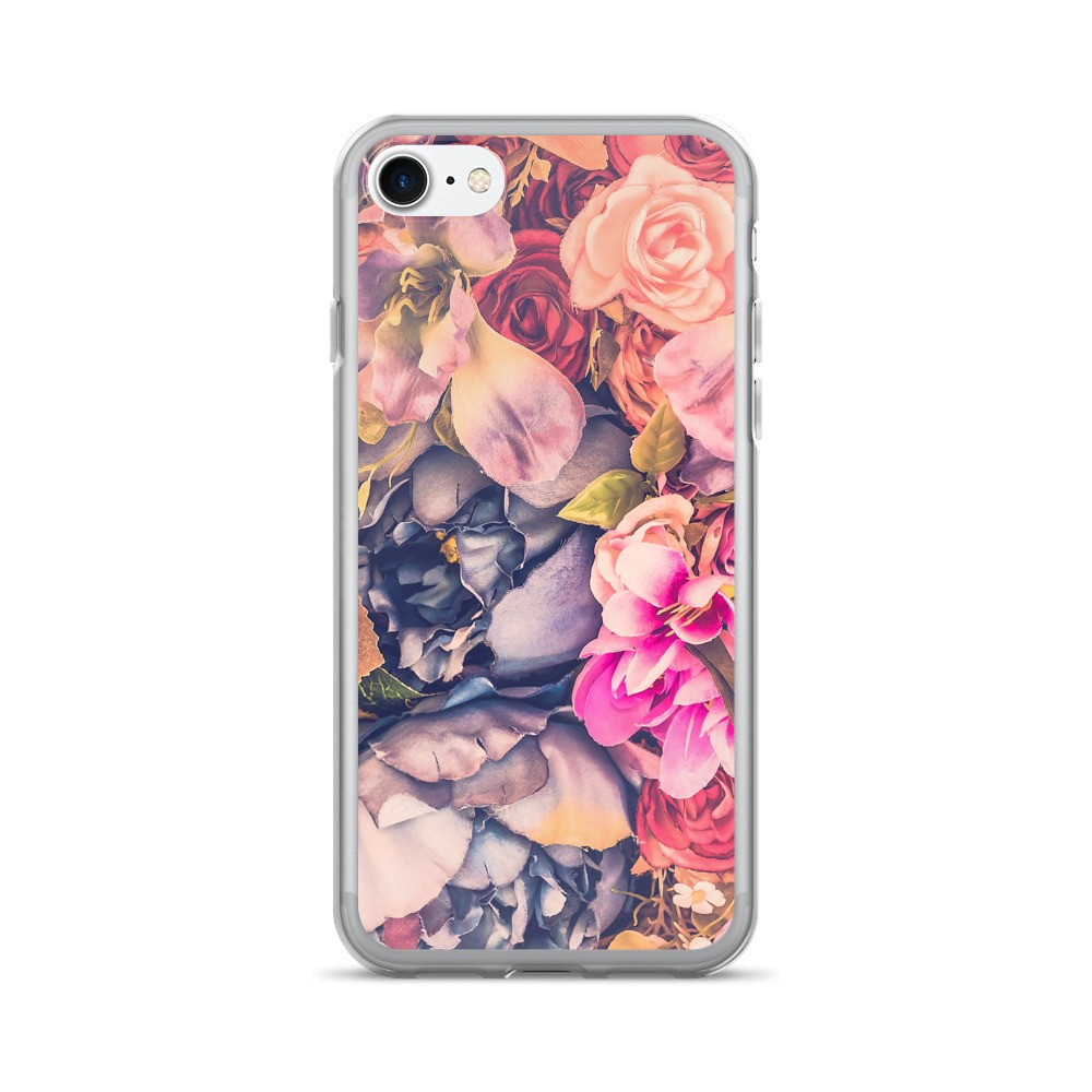 Flower Petal Mix iPhone 7/7 Plus Case