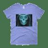 Skull Face X-ray Women's t-shirt