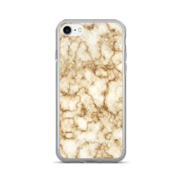 Marble Rock Earth Brown Texture iPhone 7/7 Plus Case