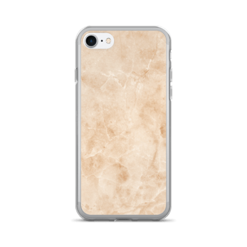 Marble Rock Nature Tan Texture iPhone 7/7 Plus Case