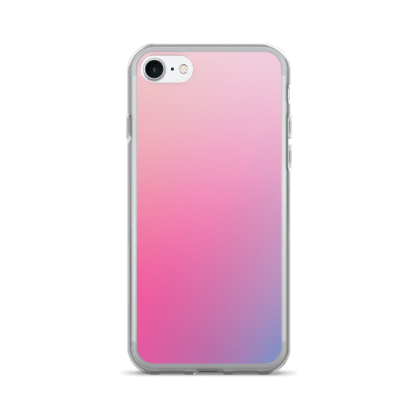 Gradient Pink and Blue Hue iPhone 7 Case
