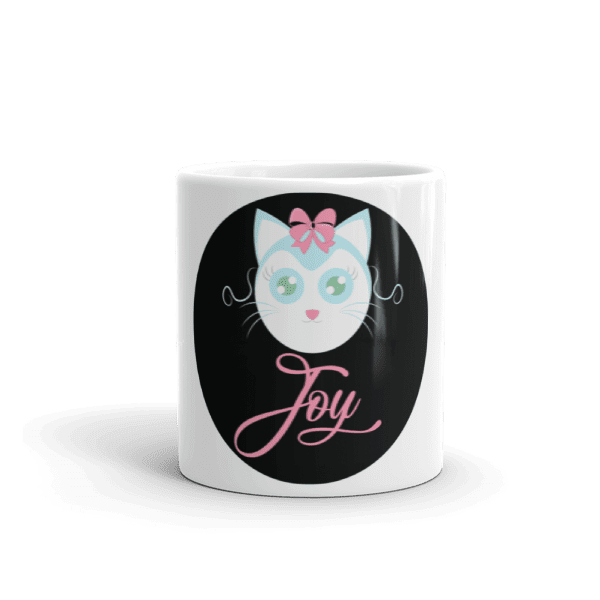 Joyful Cat Mug