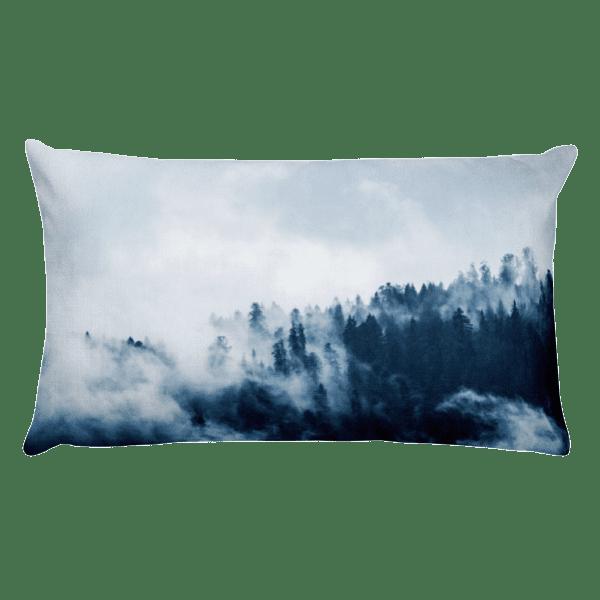 Forest Deep Rectangular Pillow