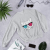 Cool Calm Collected Tabby Cat Sweatshirt