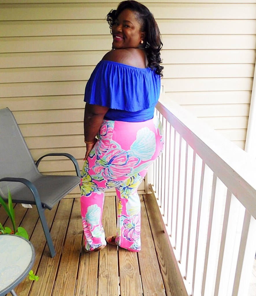 Lilly Pulitzer as a Plus Size Woman - Gracefully Broken