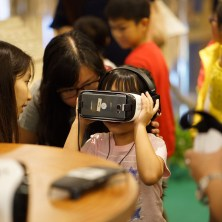 VR films got the kids excited about protecting wild tigers