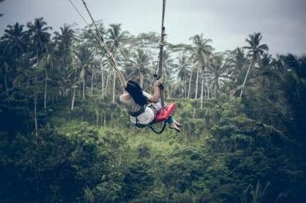 Swinging-in-bali