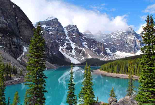 Banff-National-Park-Alberta