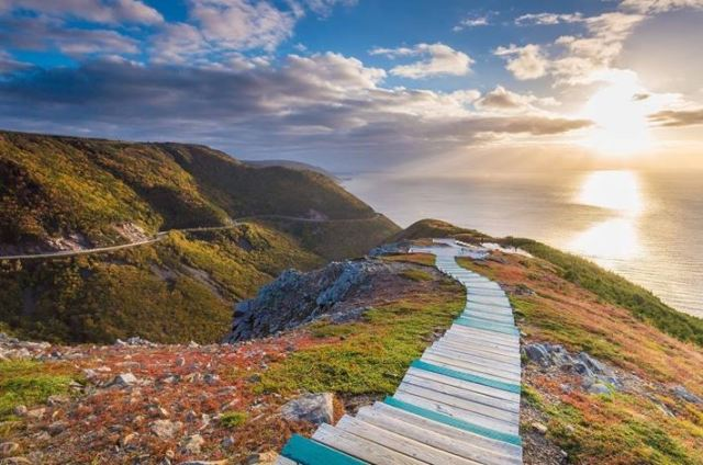 cape breton highlands best national park