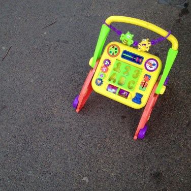 A children's toy
