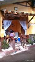 Where we stayed, Sigayan Bay Resort