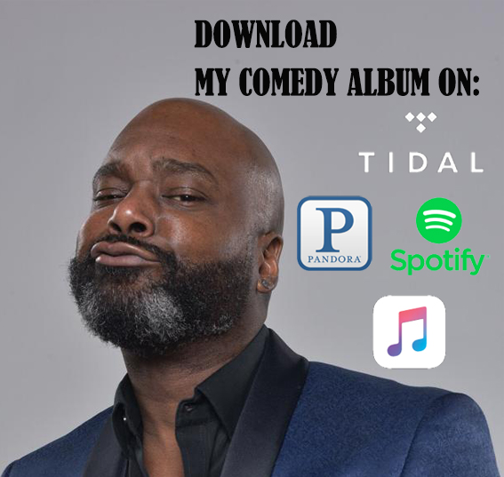 Download my comedy album