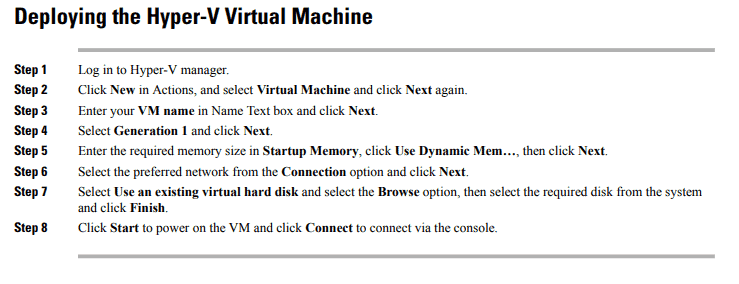 Hyper-V Profiler documentation