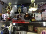 Eric Ejercito's trophy