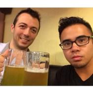 Cheer! Kiwi Beer