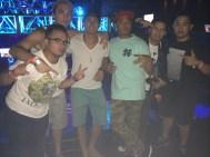 The crew, JoRawk, Jeromeksee, Kenski, Mikeskee,